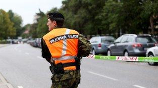 Příslušník Vojenské policie, ilustrační snímek