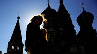 Pro obyčejné Rusy představují největší hrozbu Spojené státy. Ilustrační snímek