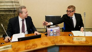Menšinová vláda Andreje Babiše důvěru sněmovny nedostala