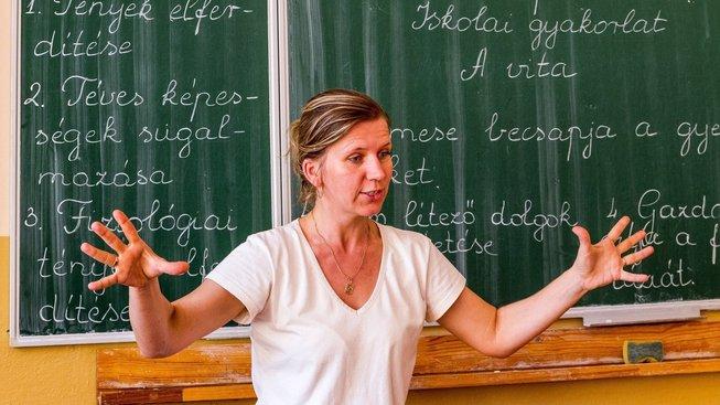 Podle nového zákona se na ukrajinských středních školách musí vyučovat většina předmětů v ukrajinštině, a to i v oblastech s početnými národnostními menšinami