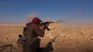 Radikálové v Sýrii