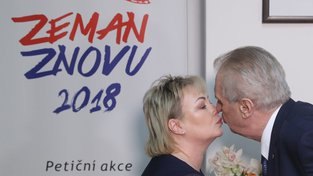 Dary na kampaň: Drahoš dostal 50 milionů, Zeman necelých 27