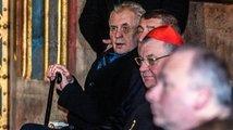Čím se blýskl Miloš Zeman