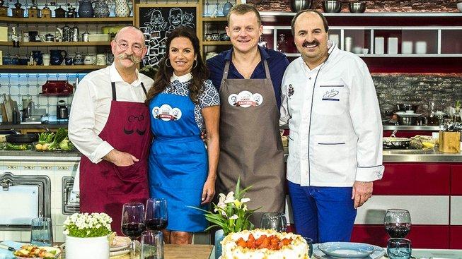 Kuchařská show Lafer! Lichter! Lecker! na německé televizi ZDF