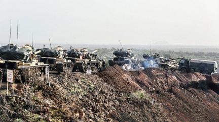 Konec syrské války v nedohlednu: Turci otevřeli další frontu