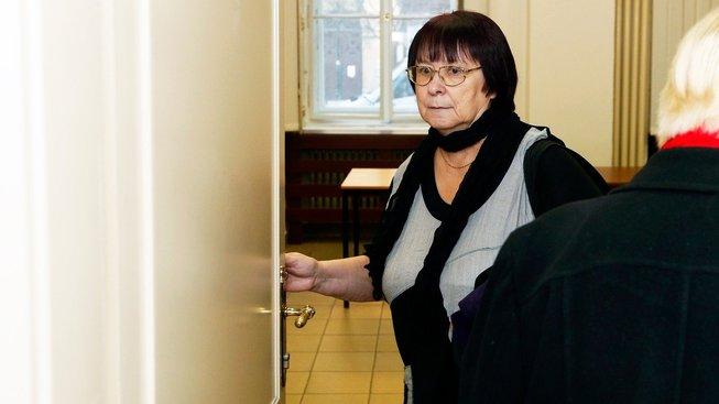 Soudkyně Helena Králová