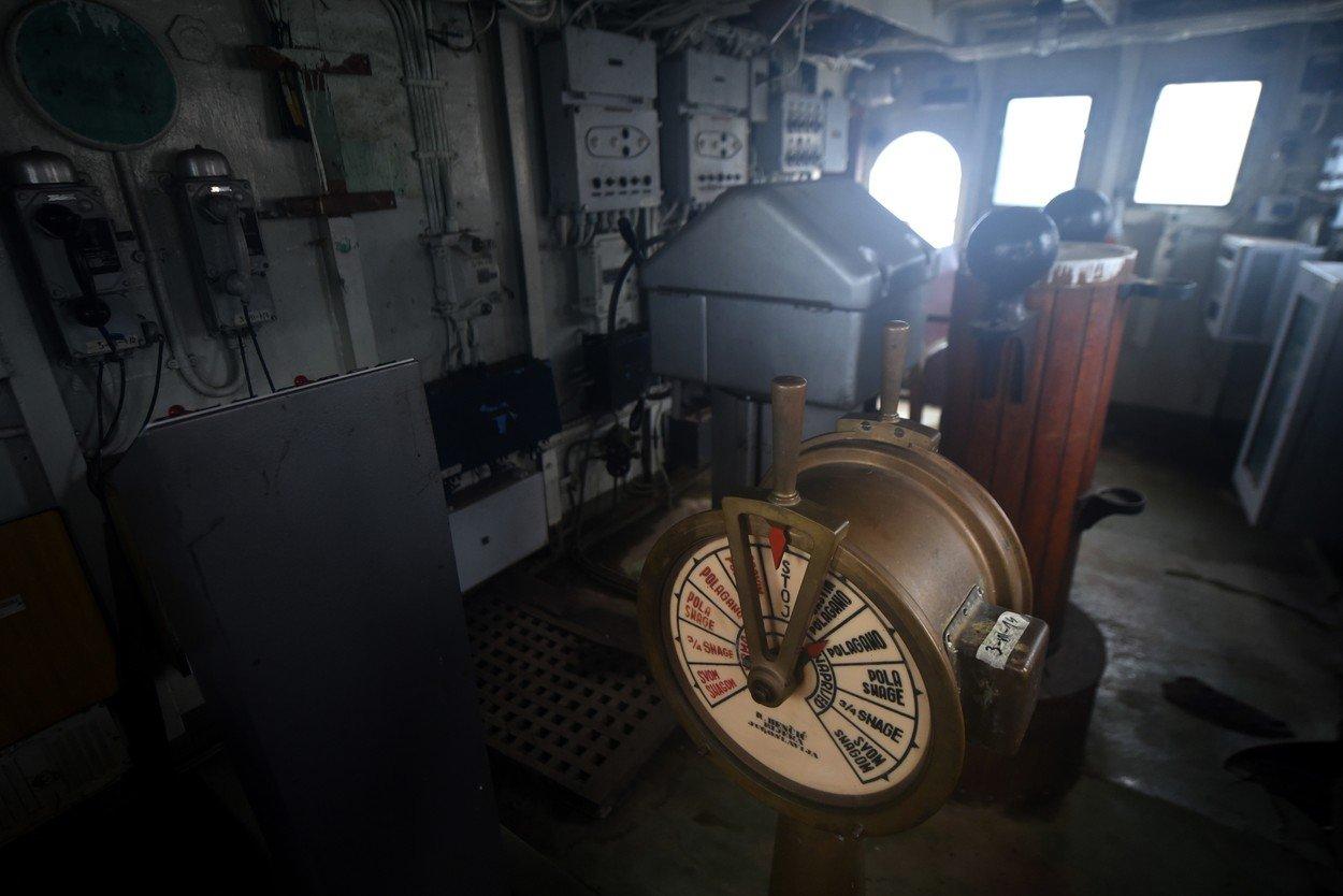 Titova jachta
