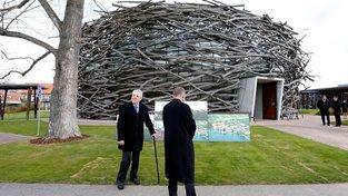 Čapí hnízdo navštívil v minulosti i prezident Miloš Zeman