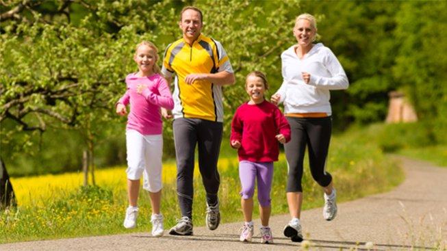 Chcete být zdraví? Naordinujte si 30 minut pohybu denně