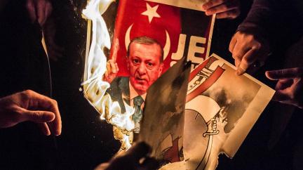 Komentář: Turecko masakruje syrské Kurdy. Svět jen přihlíží