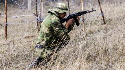 Plíživá anexe: Rusko pohlcuje armádu části gruzínského území