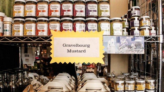 Gravelbourgská hořčice chce konkurovat dijonské