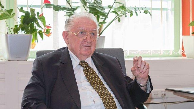 Senátor František Čuba