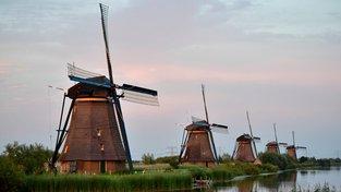 Nizozemské mlynárenské řemeslo se dostalo na seznam UNESCO