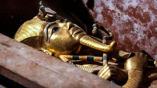 Tutanchamon byl sice nepříliš významný staroegyptský faraon, díky neuvěřitelně zachovalé hrobce se ale stal pro moderní svět tím nejznámějším