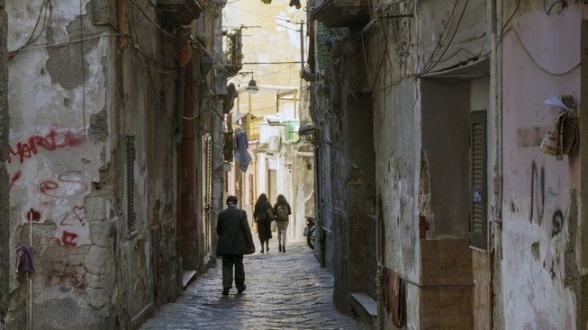 V Itálii žijí miliony lidí pod hranicí chudoby. Ilustrační snímek