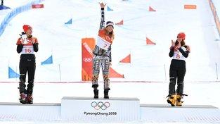 Ester Ledecká má druhé zlato