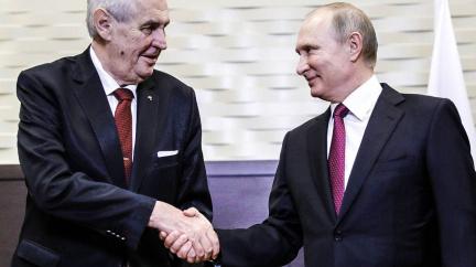 Komentář: Zeman kope za FC Kreml. Není načase ho zažalovat?