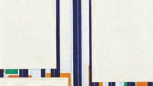 Detail Kupkovy malby Série C III. Élévations