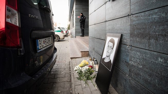 V Česku i na Slovensku se konají pietní akce