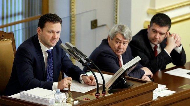 Poslanci podpořili návrh komunistů