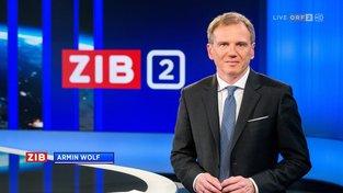 Moderátor Armin Wolf