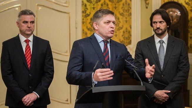 Slovenský premiér Robert Fico odmítá změny ve vládním kabinetu, nebo dokonce jeho konec