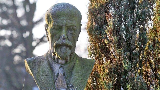 Tomáš Garrigue Masaryk - Prezident Osvoboditel