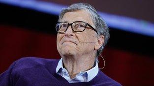 Bill Gates už není nejbohatší člověk světa