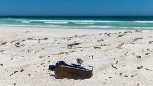 Německý vzkaz v láhvi se našel v Austrálii po 132 letech