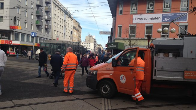 Ranní Vídeň 1