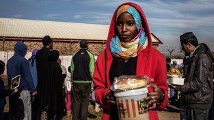 Za rozmach obezity v Africe mohou i řetězce rychlého občerstvení. Ilustrační snímek