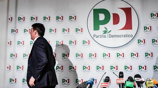 Matteo Renzi skončil jako šéf italských sociálních demokratů