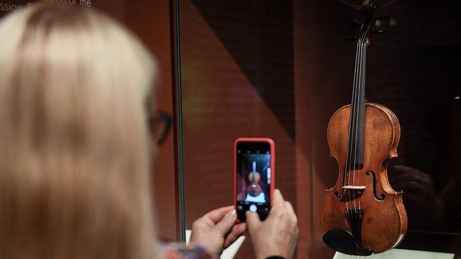 Legendární stradivárky mají pro hudebníky i sběratele neskutečnou cenu
