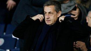 Francouzský exprezident Nicolas Sarkozy