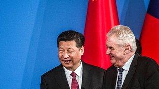 Upevňování česko-čínských vztahů