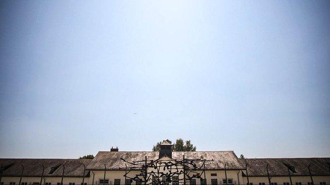 Bývalý koncentrační tábor v Dachau