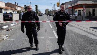 Policisté zasahují u supermarketu na jihu Francie, kde islámský terorista drží rukojmí