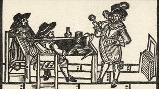 Tabák se hned poté, co ho Kolumbova výprava dovezla do Evropy, dostal na černou listinu inkvizice