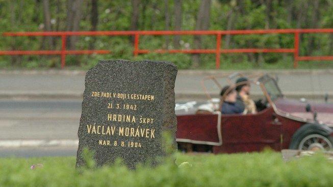 Václav Morávek byl posledním ze skupiny známé jako Tři králové
