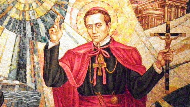 Svatý Jan Nepomuk Neumann