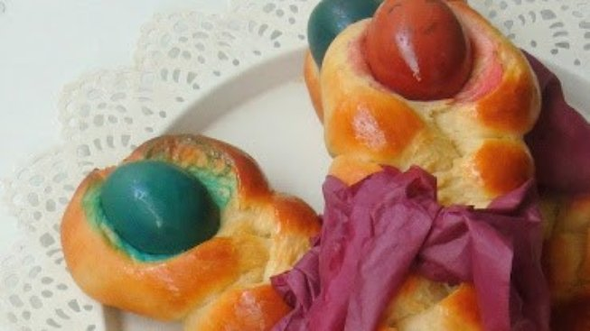 Croatian Easter Bread Dolls,Croatian Easter Babies