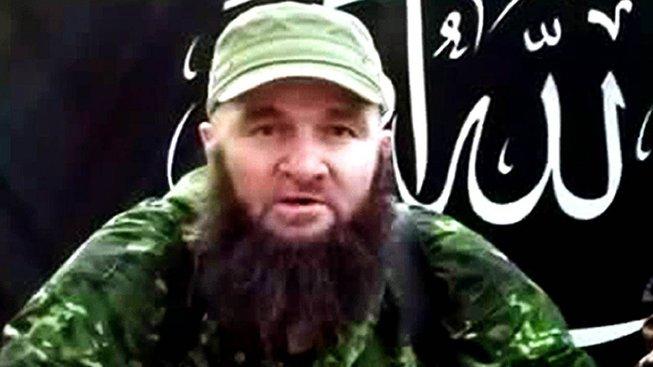 Snímek Umarova z roku 2013