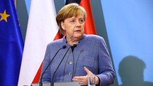 Staronová německá kancléřka Angela Merkelová