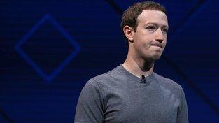 Šéf a zakladatel Facebooku Mark Zuckeberg