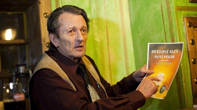 Bývalý majitel kladenských hutí Vladimír Stehlík