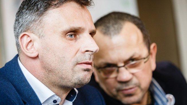 Jiří Zimola a Jaroslav Foldyna