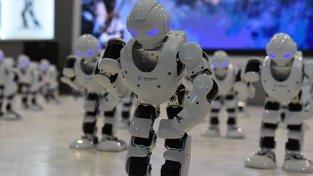 Roboti by jednou měli být za své činy zodpovědní, představuje si EU. Ilustrační snímek