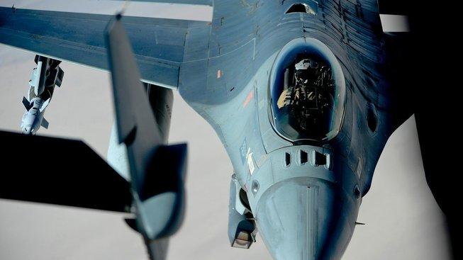 Americký prezident Donald Trump zavelel k leteckému útoku na Sýrii