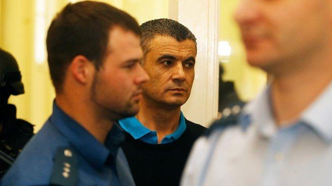 Libanonec Alí Fajád v době, kdy byl ve vazbě v Česku